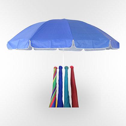 Зонт для сада UM-240/10UF синий