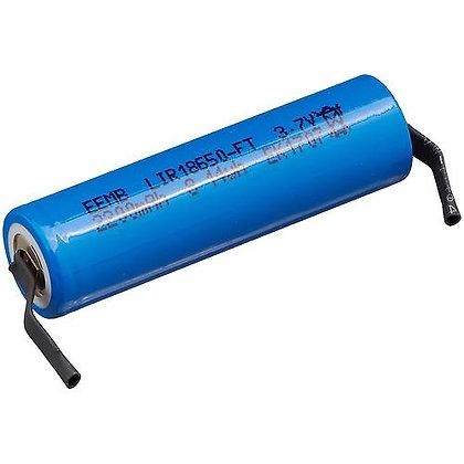 LIR18650-FT Аккумулятор Li-ion 2200mah 3,7v с ленточными выводами
