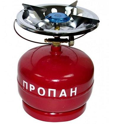 Комплект плитка Кемпинг+баллон 5л (Крым)