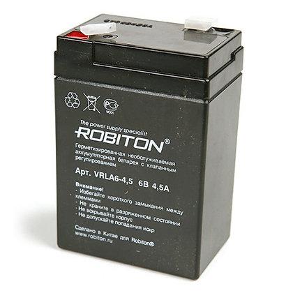 АКБ ROBITON VRLA6-4,5