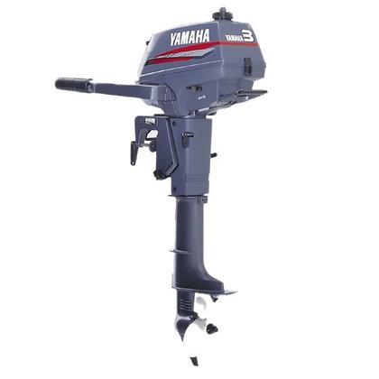 Yamaha 3AMHS Лодочный мотор