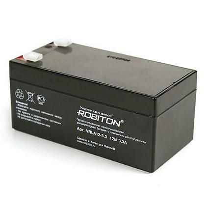 Аккумулятор ROBITON VRLA12-3,3