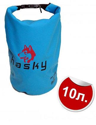 Гермоупаковка-баул HASKY 10л ПВХ размер 40х19см
