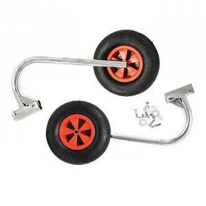 060215Т Комплект колес транцевых быстросъемных для НЛ 260мм
