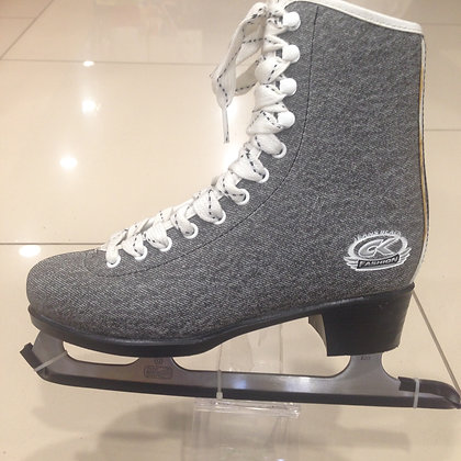 Коньки ледовые СК Fashion Jeans Black