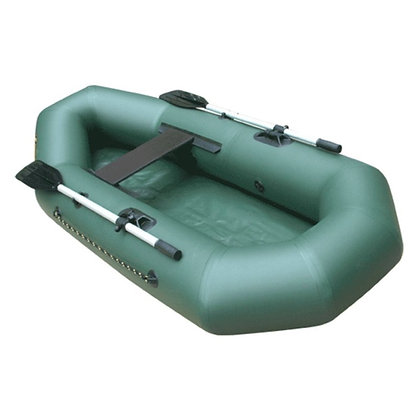 Лодка КОМПАКТ-220 зеленая
