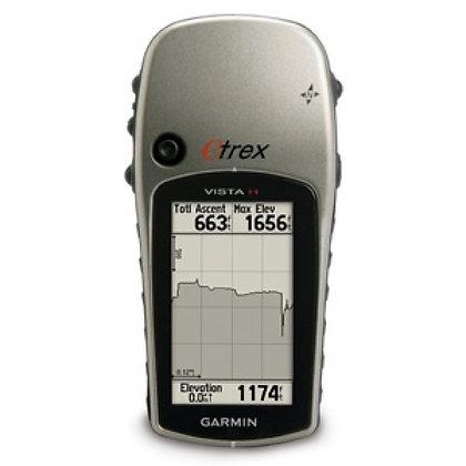 Навигатор GARMIN eTrex Vista H
