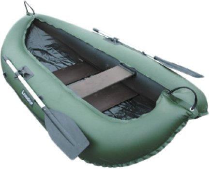 Лодка КОМПАКТ-240 зеленая