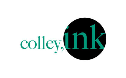 colley, ink. logo