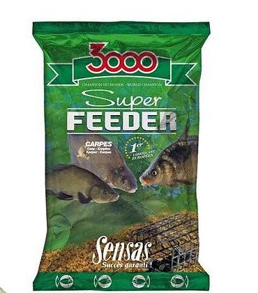 Прикорм SENSAS 3000 SUPER FEEDER LAKE