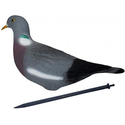 IM 26-00 Муляж голубя SPORT PLAST активный, скорлупка