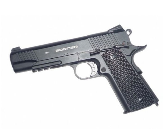 Пистолет BORNER KMB 77