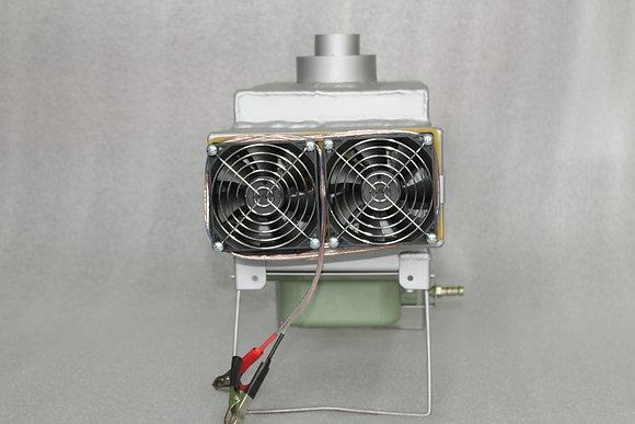 Теплообменник СТ-2,5 с горелкой
