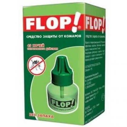 Жидкость от комаров FLOP (402-048)