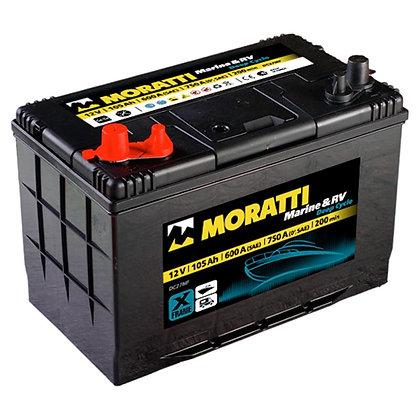 Аккумулятор MORATTI MARINE & RV PREMIUM 95Ah DC24MF