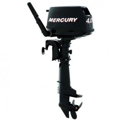 Mercury F4M Лодочный мотор