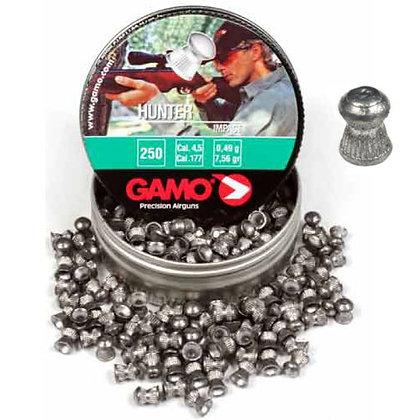 Пули Gamo Hunter 4,5мм 250 шт