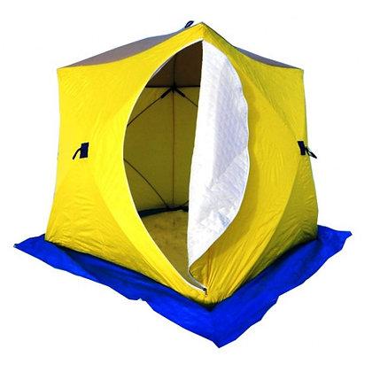 Палатка СТЭК КУБ-2 (трехслойная)