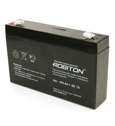 АКБ ROBITON VRLA6-7,0
