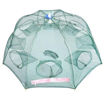 Раколовка-зонт 8 отверстий