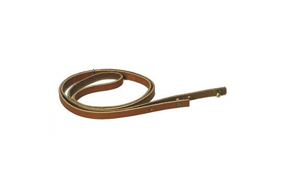 Ремешок для горна кожаный (Пакистан)