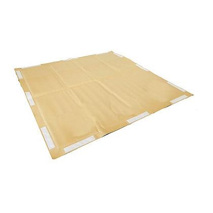 Пол для палатки Снегирь 3Т Long с контактной лентой без отверстий