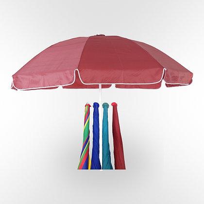 Зонт для сада UM-240/10UF бордовый