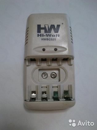 Зарядное устройство Hi-Watt HWBC025