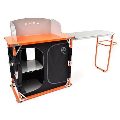 КР-01 Кухня походная Кедр Premium Orange