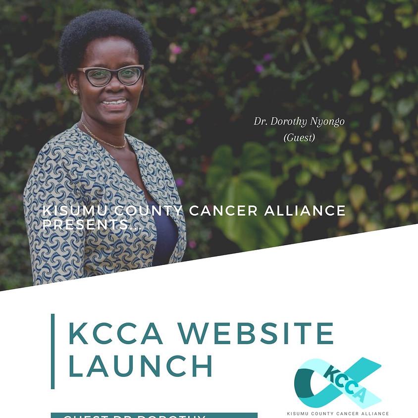 KCCA Website Launch