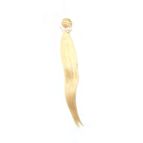 Brazilian Platinum Blonde Straight