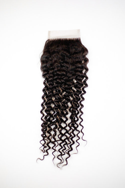 Brazilian Curly Wave- Closure