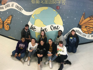 We Are One Mural