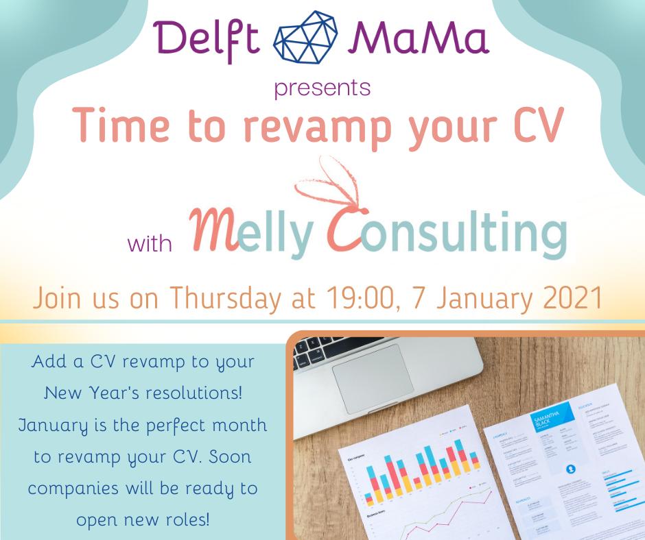 Revamp your CV webinar