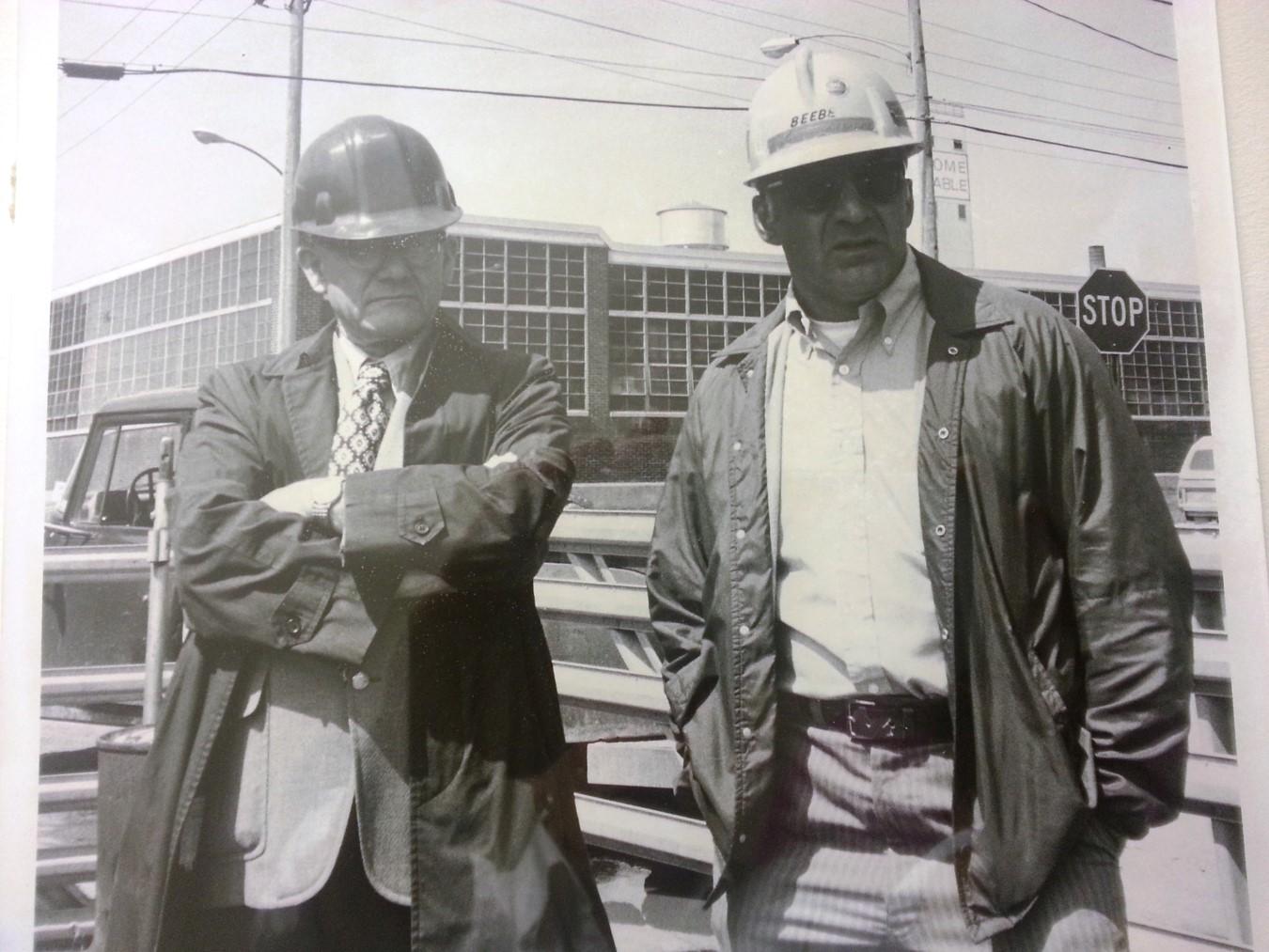 Phil Miller & Tony Korrie