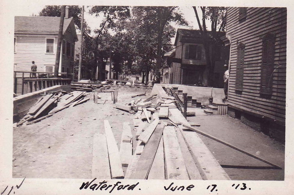 Early Waterford Construction