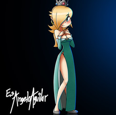 Rosalina (Super Mario Galaxy)
