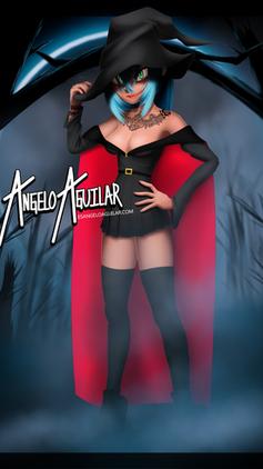 Witch Amy