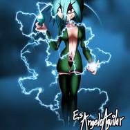Creeper Girl (Minecraft - Mob Talker MOD)