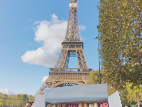 Fall Break: Paris to Vienna
