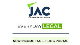 New Income tax portal www.incometax.gov.in