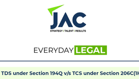TDS under Section 194Q v/s TCS under Section 206C(1H): Which will prevail over other?