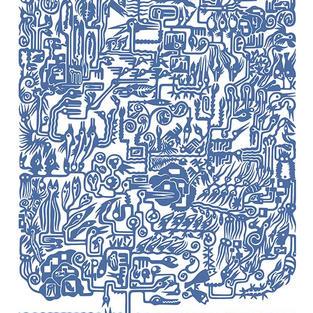 ARBRE GENEALOGIQUE 02 bleu