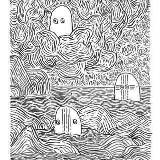 Bain de mer Saison d'après