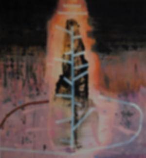 Standing Rock 2018, 140 x 130 cms.JPG