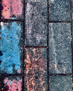Colored Tile