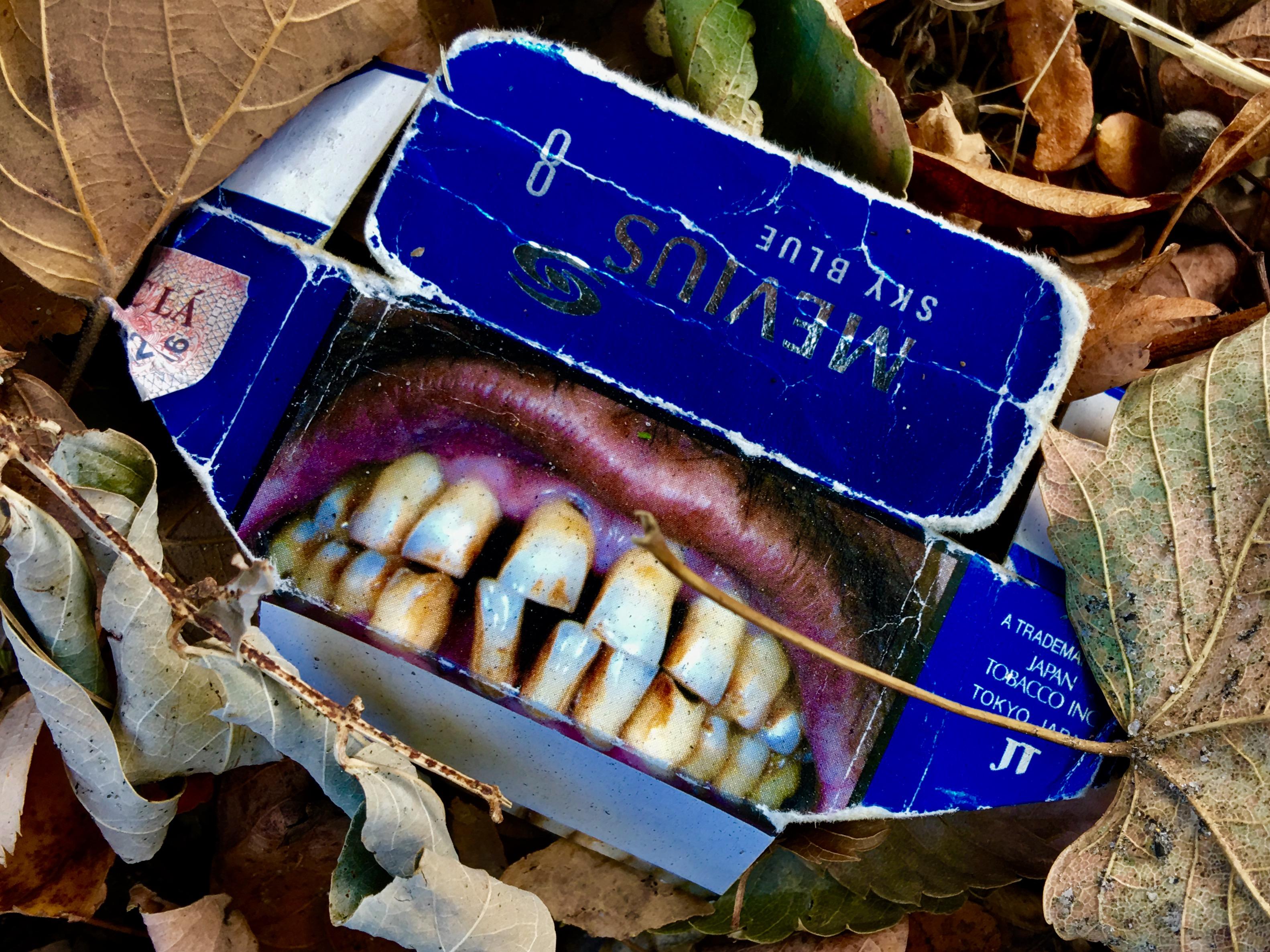 Poor Dental Hygiene