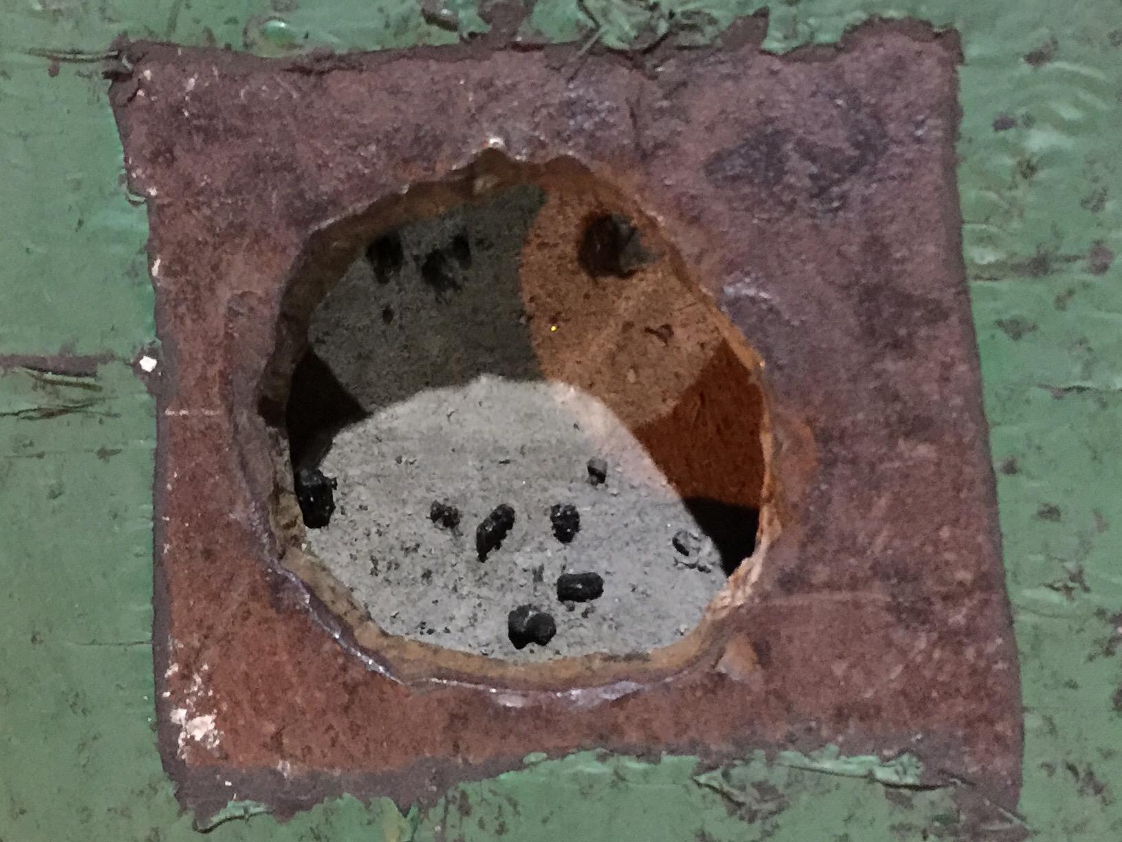Round Hole Square Peg