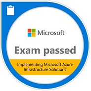 70533: Implementing Microsoft Azure Infrastructure Solutions