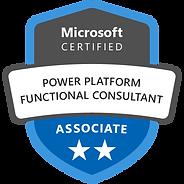 Microsoft Certified: Power Platform Functional Consultant Associate
